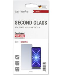 4smarts Second Glass Honor 9X Tempered Glass Screen Protector