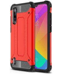 Xiaomi Mi CC9 / Mi CC9 Meitu Edition/ Mi 9 Lite Hybride Hoesje Rood