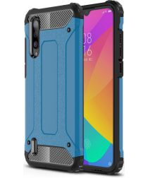 Xiaomi Mi CC9 / Mi CC9 Meitu Edition/ Mi 9 Lite Hybride Hoesje Blauw