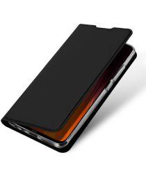 Dux Ducis Book Case Xiaomi Redmi Note 8 Hoesje Zwart