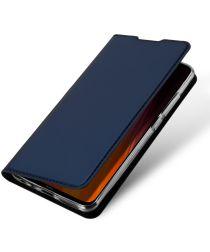 Dux Ducis Book Case Xiaomi Redmi Note 8 Hoesje Blauw