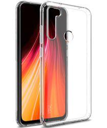IMAK UX-6 Series Xiaomi Redmi Note 8 Hoesje TPU Transparant