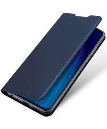 Dux Ducis Xiaomi Redmi Note 8T Bookcase Hoesje Blauw