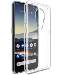 IMAK UX-5 Series Nokia 7.2 / 6.2 Hoesje Flexibel TPU Transparant
