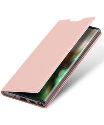 Dux Ducis Skin Pro Series Samsung Galaxy Note 10 Plus Hoesje Roze Goud