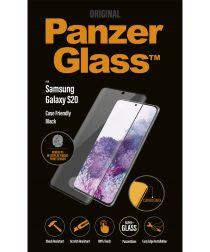 PanzerGlass Samsung Galaxy S20 Fingerprint Screenprotector Zwart