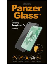 PanzerGlass Galaxy Xcover Pro Screenprotector Case Friendly Zwart