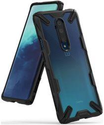 Ringke Fusion X OnePlus 7T Pro Hoesje Zwart