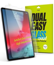 Ringke DualEasy Anti-Stof Screen Protector Apple iPad (2017 / 2018)