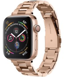 Spigen Modern Fit Apple Watch 40MM / 38MM Bandje RVS Roze Goud