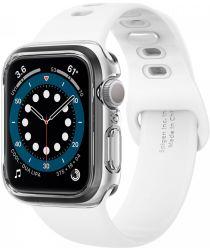 Spigen Ultra Hybrid Apple Watch 44MM Hoesje Full Screen Transparant