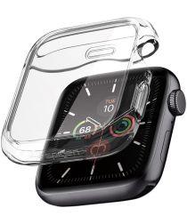 Spigen Ultra Hybrid Apple Watch Hoesje 4/5 44MM Transparant