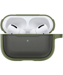 Spigen Ciel by Cyrill Color Brick Apple AirPods Pro Hoesje Groen