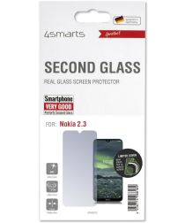 4smarts Second Glass Limited Cover Nokia 2.3 Screen Protector