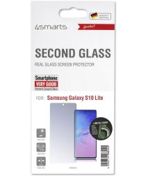 4smarts Second Glass Limited Samsung Galaxy S10 Lite Screen Protector