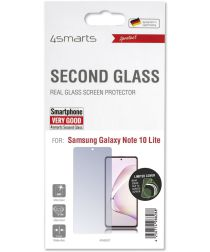 4smarts Second Glass Limited Samsung Note 10 Lite Screen Protector
