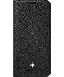 Montblanc Sartorial Flip Side Samsung Galaxy S9 Hoesje Zwart