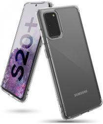 Ringke Fusion Samsung Galaxy S20 Plus Hoesje Transparant