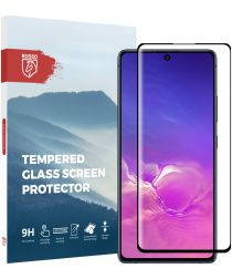 Rosso Samsung Galaxy S10 Lite Tempered Glass Screen Protector