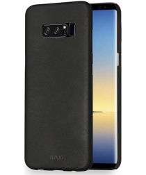 Azuri Metallic Cover - Zwart - Samsung Note 8