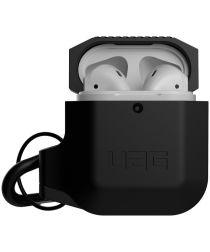 Urban Armor Gear Apple AirPods Hoesje Siliconen Zwart