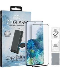Eiger 3D GLASS Case Friendly Samsung Galaxy S20 Screen Protector
