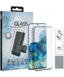 Eiger 3D GLASS Full Screen Samsung Galaxy S20 Plus Screen Protector