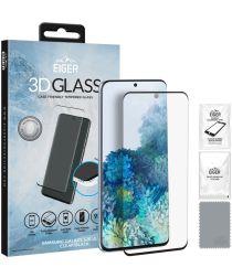 Eiger 3D GLASS Case Friendly Samsung Galaxy S20 Ultra Screen Protector