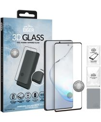 Eiger 3D GLASS Full Screen Samsung Note 10 Lite Screen Protector