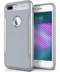 Caseology Apex 2.0 Apple iPhone 8 / 7 Plus Hoesje Blauw/Grijs