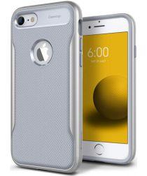 Caseology Apex 2.0 Apple iPhone 8 / 7 Hoesje Blauw/Grijs