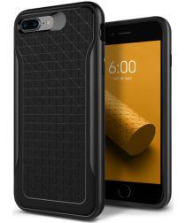 Caseology Apex Apple iPhone 8 / 7 Plus Hoesje Zwart