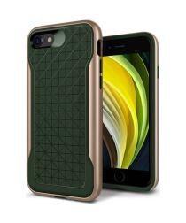 Caseology Apex Apple iPhone SE 2020 Hoesje Groen