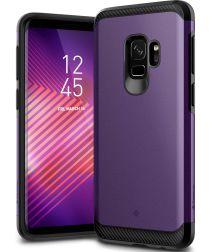 Caseology Legion Samsung Galaxy S9 Hoesje Paars