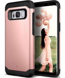 Caseology Legion Samsung Galaxy S8 Plus Hoesje Roze