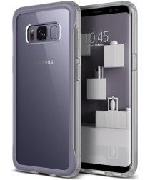 Caseology Coastline Samsung Galaxy S8 Hoesje Transparant/Paars