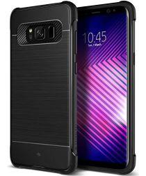 Caseology Vault Samsung Galaxy S8 Plus Hoesje Zwart