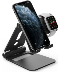 Ringke Super Folding Apple iPhone en Apple Watch Stand Zwart