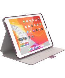 Speck Balance Folio Apple iPad 10.2 2019 / 2020 / 2021 Hoes Paars