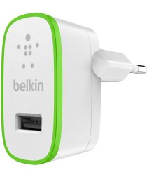 Belkin 2.4A BOOST↑UP Universele Thuislader Wit