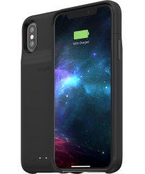 Mophie Juice Pack Access Powerbank Apple iPhone XS / X Hoesje Zwart