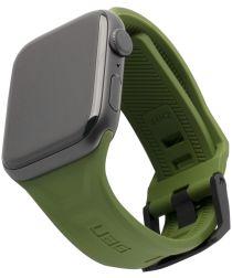 Urban Armor Gear Scout Apple Watch 44MM / 42MM Bandje Olive