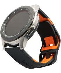 Urban Armor Gear Civilian Universeel Smartwatch 22MM Bandje Oranje