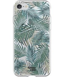 HappyCase Apple iPhone 8 Flexibel TPU Hoesje Jungle Print