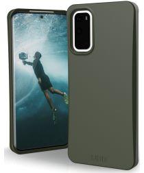 Urban Armor Gear Outback Samsung Galaxy S20 Hoesje Olive