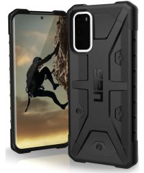 Urban Armor Gear Pathfinder Samsung Galaxy S20 Hoesje Black