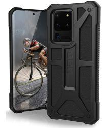 Urban Armor Gear Monarch Samsung Galaxy S20 Ultra Hoesje Black