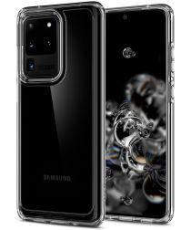 Samsung Galaxy S20 Ultra Transparante Hoesjes