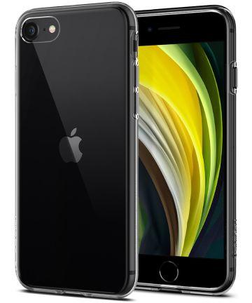 Spigen Crystal Flex Apple iPhone SE (2020) Hoesje Transparant