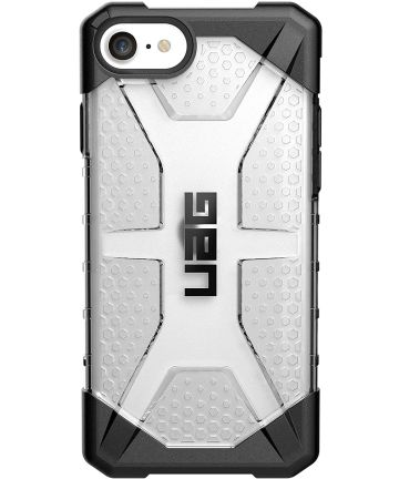 Urban Armor Gear Plasma Series Apple iPhone SE (2020) Hoesje Ice